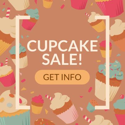 Banner Maker for Bake Shops with Bracket Image 378d
