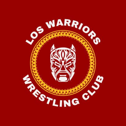 Wrestling Logos Creator for Wrestling Club 1541b