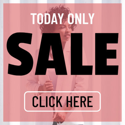 Online Banner Maker for an Online Sale 248a
