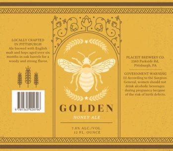 Beer Label Design Maker with Grain Graphics 768b
