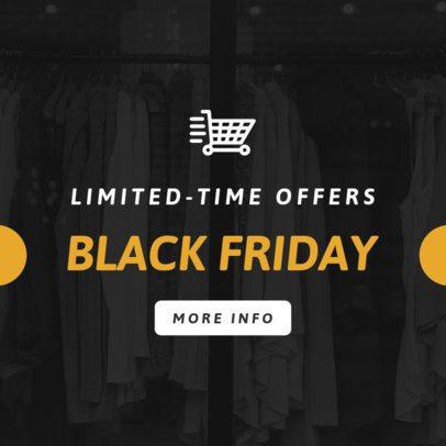 Black Friday Offers Ad Banner Generator 746c