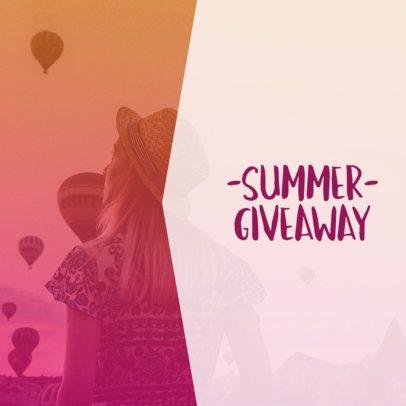 Ad Maker for Summer Giveaway 542d