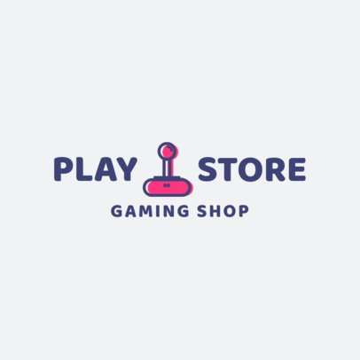 Gaming Logo Design Generator for Gaming Shops 1637b