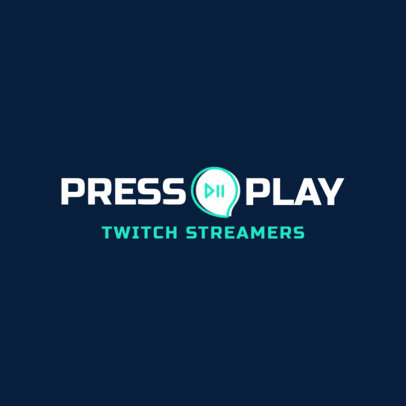 Twitch Logo Maker with Gaming Fonts 1637c