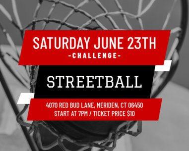 Vinyl Banner Maker for a Streetball Challenge 792a