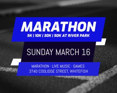 Vinyl Banner Maker for Marathons 792b