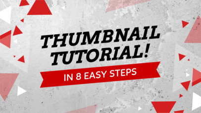 YouTube Thumbnail Maker | Design Templates | Placeit