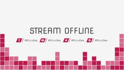 Twitch Offline Banner Maker for an Offline Twitch Stream 974a