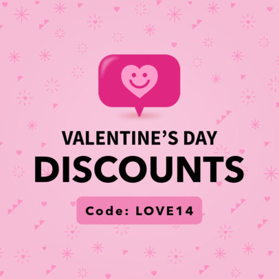 Banner Maker for Valentine's Day Discounts 1056b