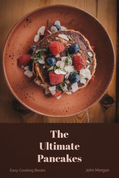 Recipe Book Cover Maker 907a