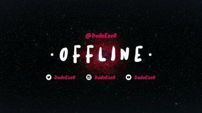 Simple Offline Twitch Banner Maker 979e