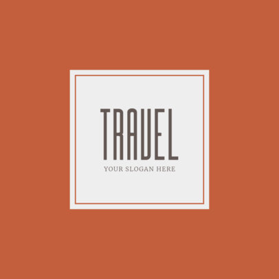 Great Travel Experience Agency Logo Maker 1346d