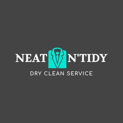 Dry Cleaners Logo Maker 1776e