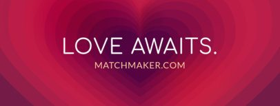 Facebook Cover Maker for a Matchmaking Fan Page 1088e