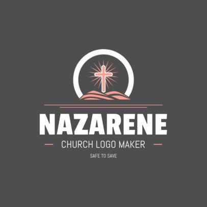 Church Logo Maker for a Faithful Community 1772d