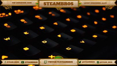 Simple Twitch Overlay Maker 1069e