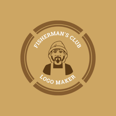 Logo Generator for a Fishermen's Club 1796b