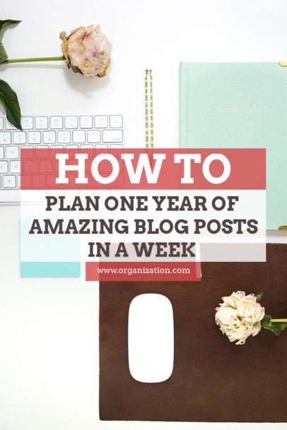 Pinterest Pin Template for Bloggers 1122a