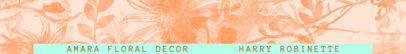 Etsy Shop Banner Creator for Florists 1115b