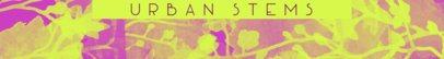 Etsy Shop Banner Maker with Floral Backgrounds 1115c