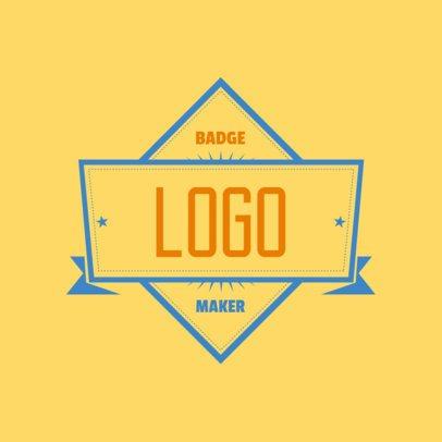 Online Logo Maker with Badges 1783e