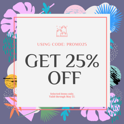 Cool Discount Coupon Maker for a Promo Code 1007e