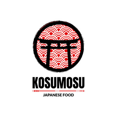 Placeit - Simple Japanese Restaurant Logo Generator