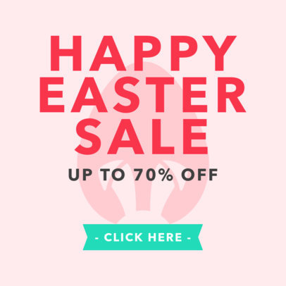 Online Banner Maker for Easter Promos 744g