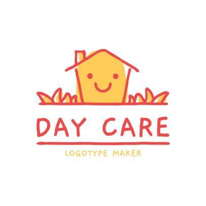 Adorable Day Care Logo Maker 1927
