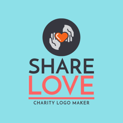 Logo Maker for a Charity Logo Design 1507b