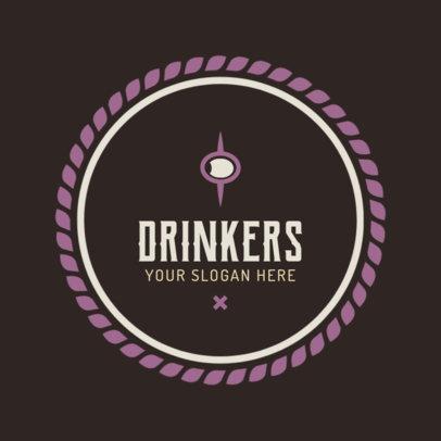 Classical Liquor Store Logo Maker 1816e