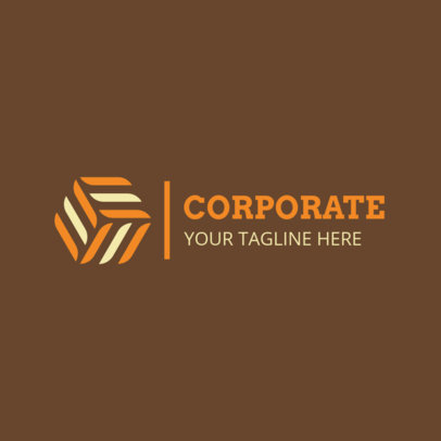 Corporate Logo Design Maker 1517b