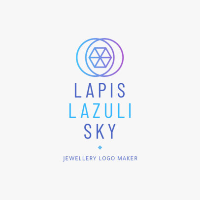 Contemporary Logo Maker for a Jewelry Store 2192b