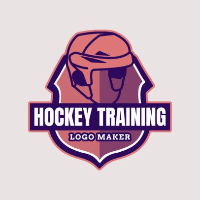 Hockey Logo Generator 1562e