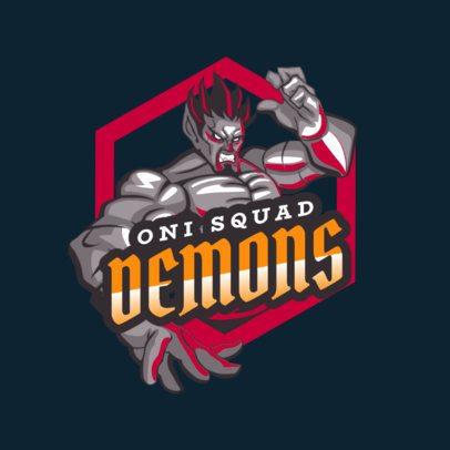Gaming Logo Templates