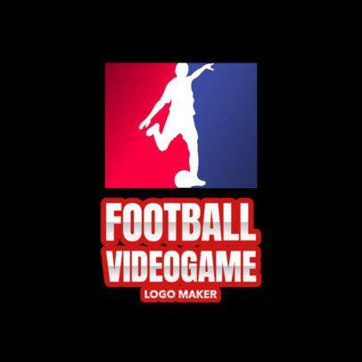 Logo Maker for Football Soccer Games 1874