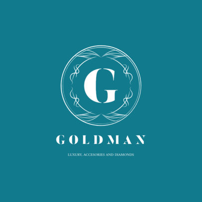 High-End Jewelry Store Logo Generator