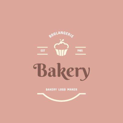 Custom Logo Maker for Bakeries 355b