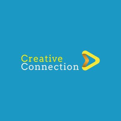 Simple Logo Maker for a Digital Marketing Agency 2232b