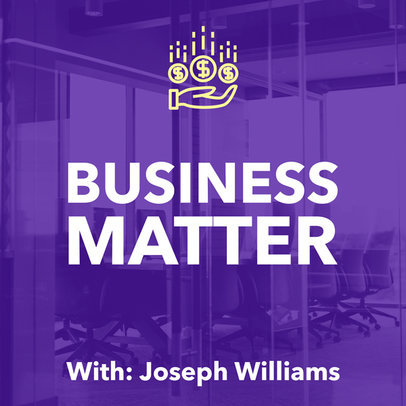 Business Podcast Cover Maker 1492