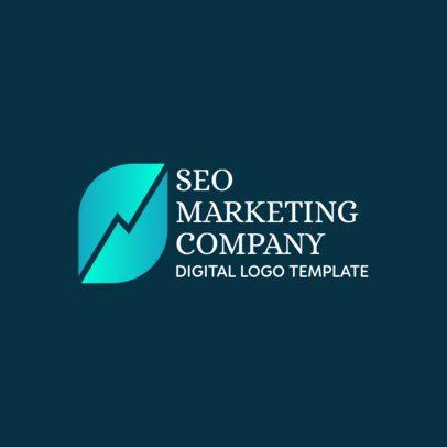 Logo Template for a Digital Marketing Company 2228a