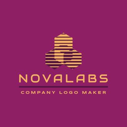 Pharmaceutical Online Logo Generator for Laboratories 1856f