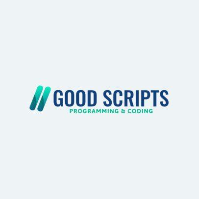 Logo Maker for Web Development Companies 2374d