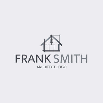 Minimalist Logo Maker for an Architecture Firm 1210d 2444