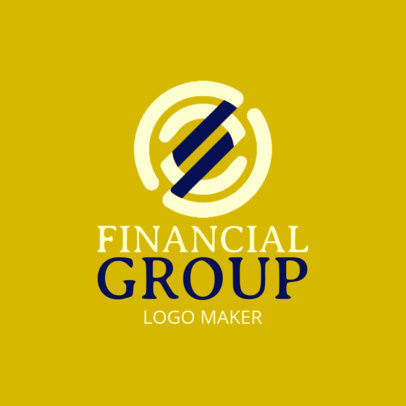 Online Logo Maker for Financial Company 1160i-2443