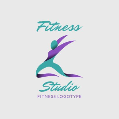 Logo Maker for Fitness Brands 2459