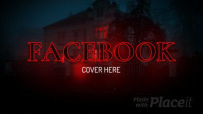 Facebook Cover Video Maker Inspired by Stranger Things 1872