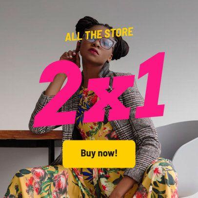Web Banner Maker for Promotional Ads 290b