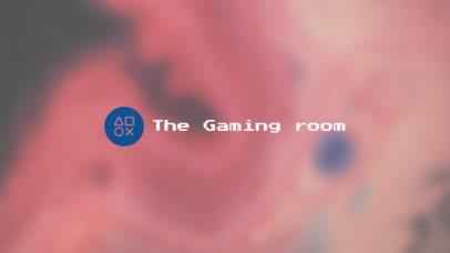 YouTube Banner Maker for YouTube Gamers 403c--1762