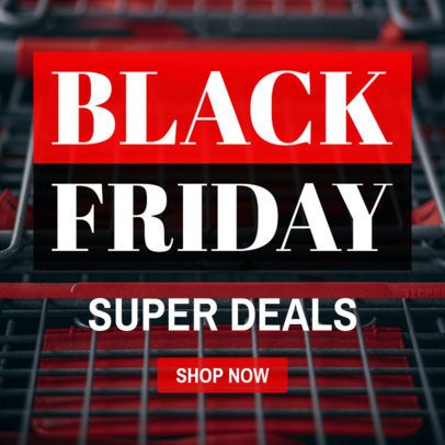 Banner Maker for Black Friday Deals 748e